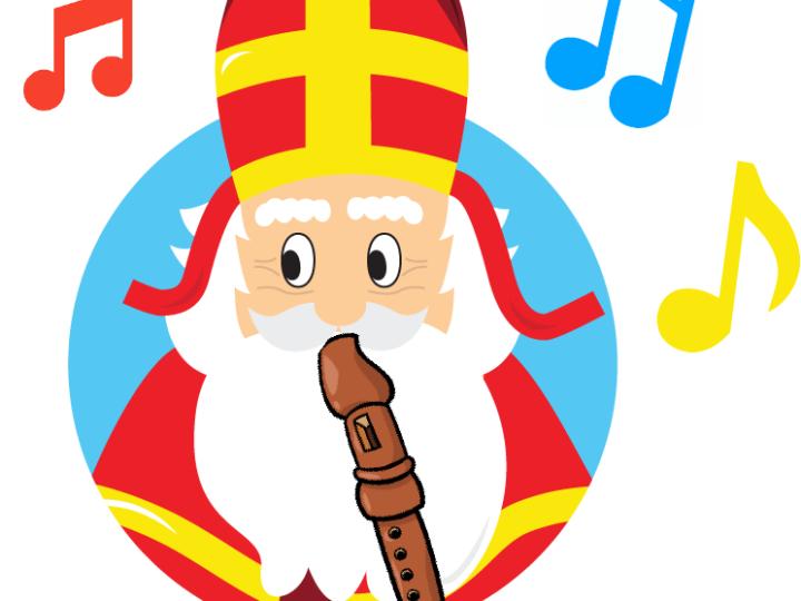 Sinterklaas ik wil blokfluit spelen!